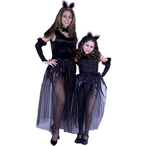 Adult Black Cat Costume Size: Women's X-Large 18-22 ()