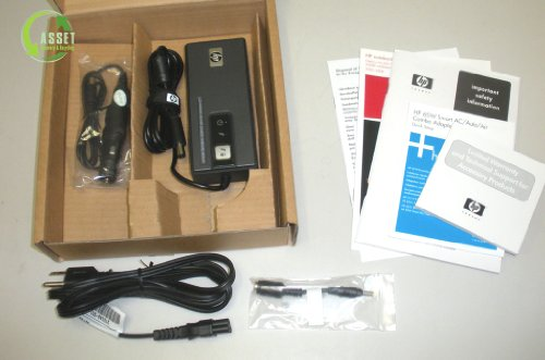 HP 65W Smart Ac Auto Air Adapter For Select HP Computers ED993AA