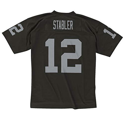 Ken Stabler Oakland Raiders Legacy 1976 Replica Jersey (Large)