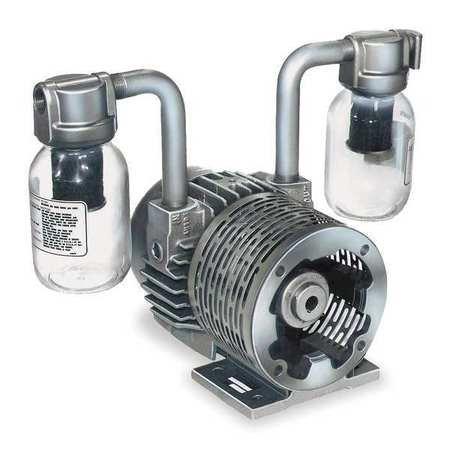 Vane Standard Pump Rotary Motor - Pump, Vacuum, 1 HP