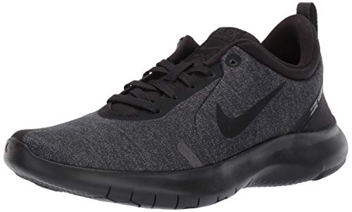 Nike Women's Flex Experience Run 8 Shoe, Black-Anthracite-Dark Grey, 8 Regular US