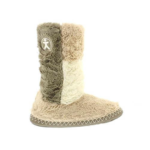 Bedroom Athletics Norma - Mid Length Faux Fur Boot