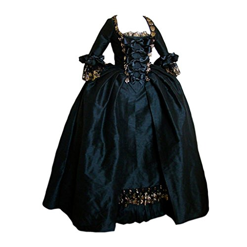 CosplayDiy Women's Rococo Ball Gown Gothic Victorian Dress Costume (XXL, Style B) for $<!--$139.00-->