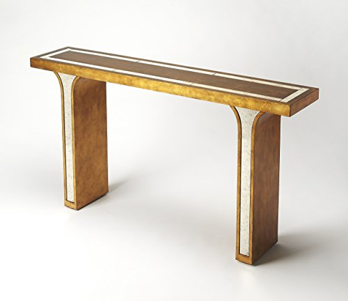 Gold Leaf Console - 3