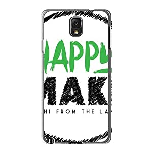 Samsung Galaxy Note3 KDT13183rmJX Custom Colorful Green Day Pattern Great Hard Cell-phone Cases -AaronBlanchette