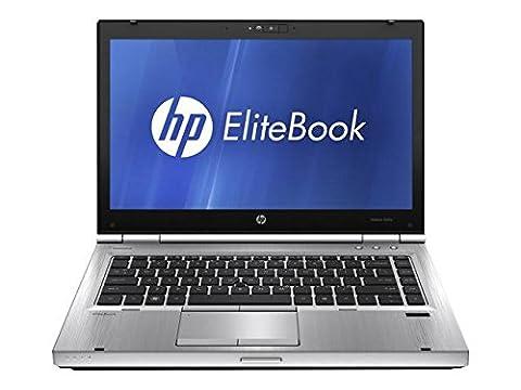 HP EliteBook 8460p 14-inch LED Notebook (Intel Core i5 2520M processor, 4GB RAM, 320GB Hard drive, Windows 7 Professional (320gb Laptop Hard Drive Sata)