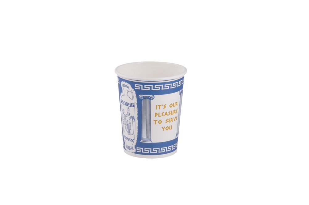 Ny Coffee Cup (50 Paper Cups Per Pack) It