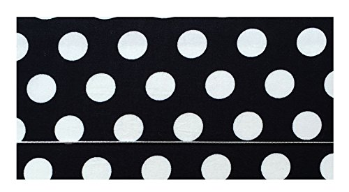 (Business Card Holder Polka Dot Cotton Checkbook Cover for Top Tear Checks, Checkbook Holder for Women, Checkbook Wallet for Men, Check Writer Cover, Check Register Holder and Checkbook Keeper)