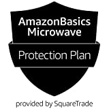2-Year Protection Plan plus Accident Protection for AmazonBasics Microwave (2018 release, delivered via e-mail): more info
