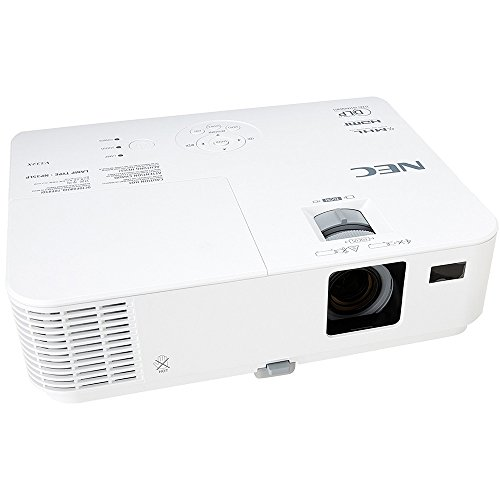 NEC Higher Brightness Video Projector (NP-V332X) by NEC