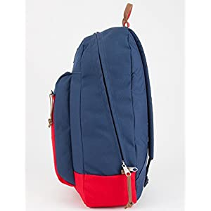 JanSport Unisex Reilly Navy Easy Rider Backpack