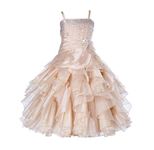 6 X Ruffled Dress - 2