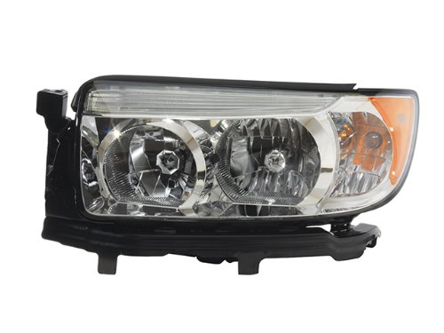 For Subaru Forester 06-08 Without Sport Package Halogen Head Light Lamp 84001Sa471 L