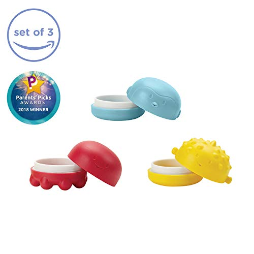 Ubbi Squeeze Switch Silicone Toddlers