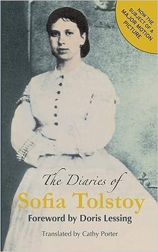 Read The Diaries of Sofia Tolstoy PDF, azw (Kindle), ePub, doc, mobi