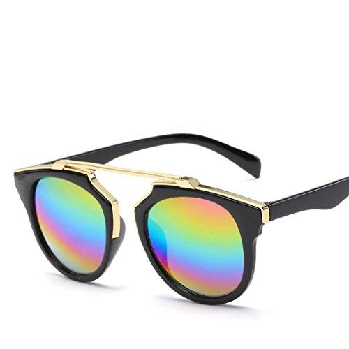 Viaje Aviator VENMO Espejo Gafas Lente de I Unisex Moda sol gwqErXw