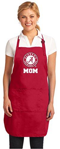 Broad Bay BEST Alabama MOM Aprons DELUXE UA Alabama MOM Apron
