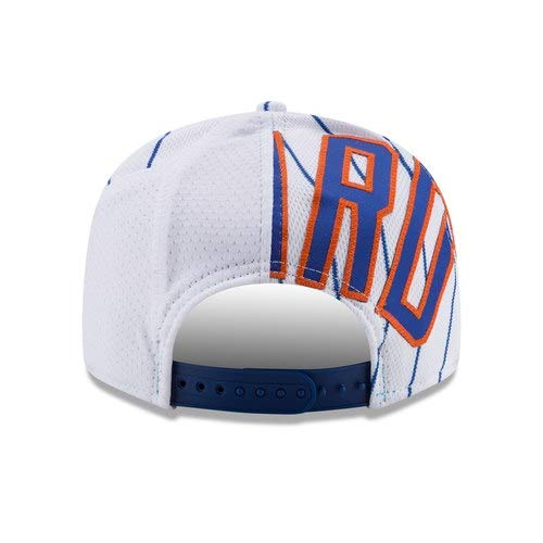 New Era NOAH Syndergaard New York Mets White Player Authentic Jersey V1 9FIFTY Snapback Adjustable HAT by New Era (Image #4)