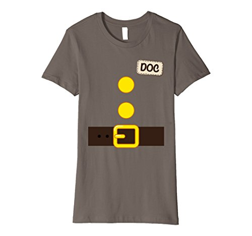 Womens Halloween Dwarf Costume DOC Matching Team Shirt Doctor Kids XL (Teacher Group Costume Ideas)