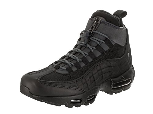 free shipping 6e37d 0f5b2 ... authentic amazon nike air max 95 sneakerboot mens boots 806809 00111  black black anthracite white hiking