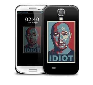 Pilkington Idiot Samsung Galaxy S4 GS4 protective phone case