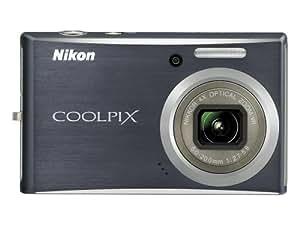Nikon Coolpix S610 10MP Digital Camera with 4x Optical Vibration Reduction (VR) Zoom (Midnight Black)