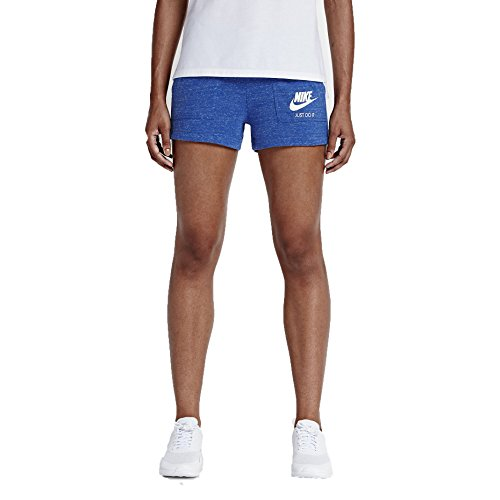 NIKE Womens Gym Vintage Shorts Game Royal/Sail