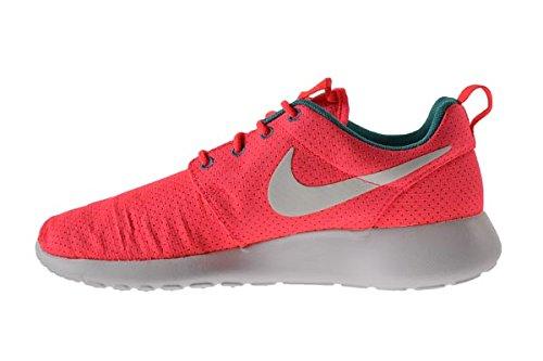 e0edc22bc8f3 Nike Roshe Run Womens  Shoes Hyper Punch White-Dusty Cactus 511882 ...