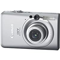 Canon Digital Camera IXY 110 IS Silver IXYD110IS - International Version