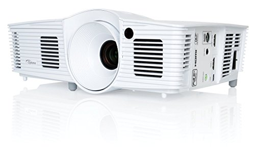 Optoma HD26 1080p 3D DLP Home Theater Projector from Optoma