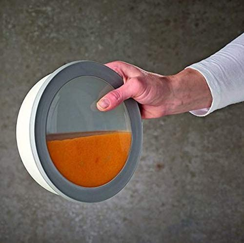 Mepal Multisch/üssel Cirqula 2000 ml Plastik 19.2 x 11.5 cm Nordic Gr/ün
