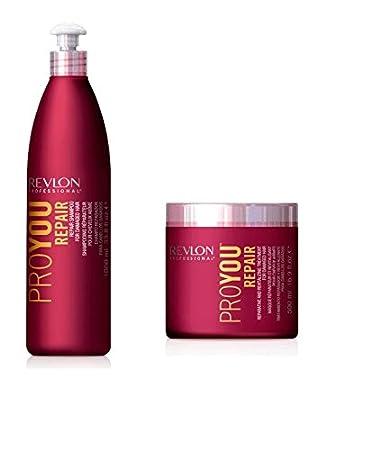 Buy Revlon Professional Pro You Repair Combo (Shampoo 350ml