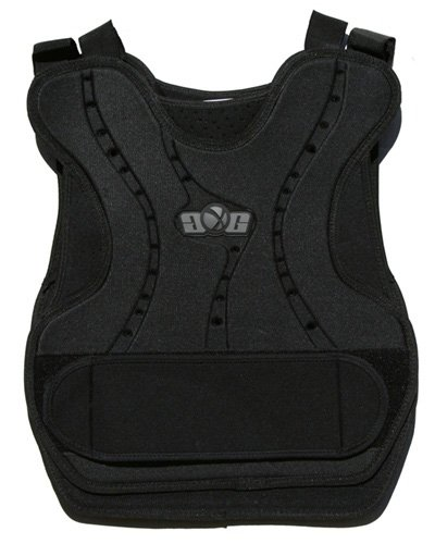 Gen X Global Chest Protector (Black) G-47