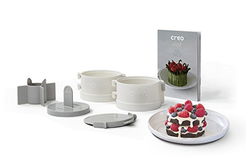 Creo Stax Stacking Food Recipe product image