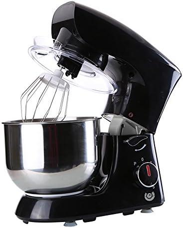 Robot de cocina batidora Cocina para amasar para mezclar eléctrica dispositivo 800 W Negro: Amazon.es: Hogar