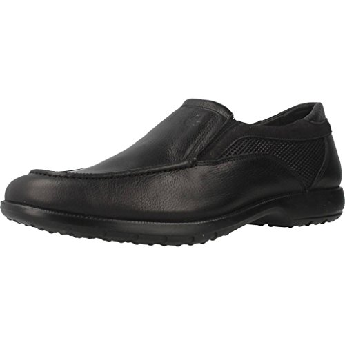 24 HORAS Men039;s Loafers, Colour Black, Brand, Model Men039;s Loafers 69305 Black Black