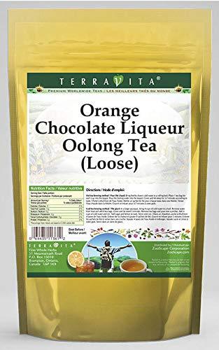 Orange Chocolate Liqueur Oolong Tea (Loose) (4 oz, ZIN: 540083) - 3 Pack