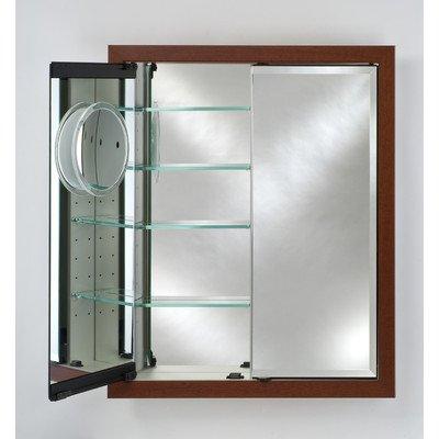 Signature Double Door Medicine Cabinet Size: 30