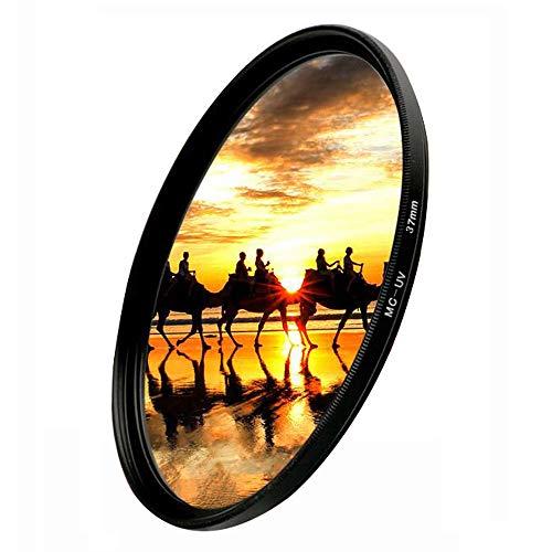 37mm UV Filter, HonesThing 37mm UV Protection Lens Filter Multi-Resistant Coated Slim UV Filter 37mm