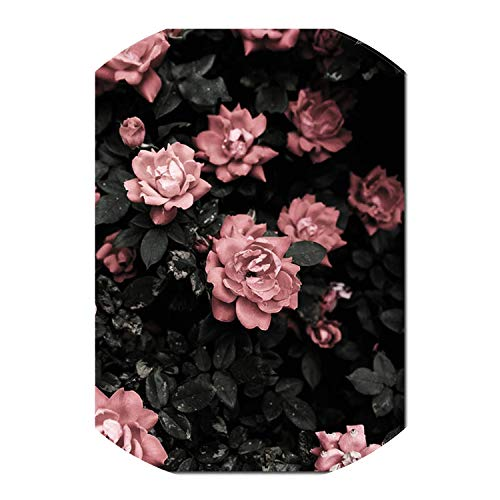 Yinshizhu21 Peony Rose Flower Canvas Nordic Poster for sale  Delivered anywhere in USA