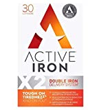 Active Iron - 30 Capsules - 6 Pack