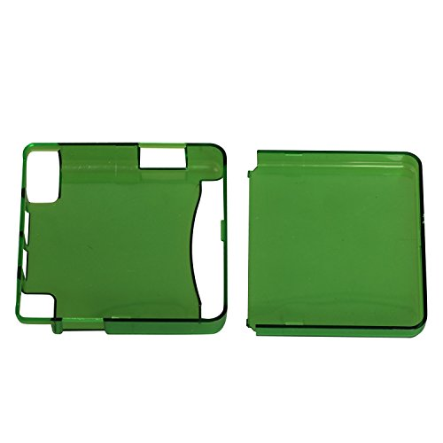Timorn Hard Plastic Protective Cases for Nintendo GBA SP Gameboy Advance Sp Console (Green)