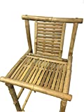 Master Garden Products THB-30 Bamboo Tiki Bar Stool Review