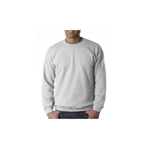 Gildan 18000 Unisex Heavy Blend Crewneck Sweatshirt,X-Large,Ash