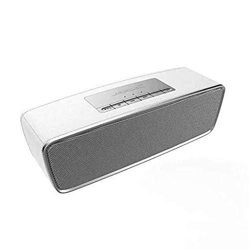 AVSANS s2025 Bluetooth Speaker Crystal Clear Sound  Silver  Speakers