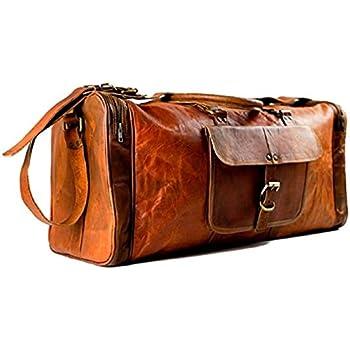 gusti leder nature toby genuine leather travel holdall vintage brown r28b. Black Bedroom Furniture Sets. Home Design Ideas
