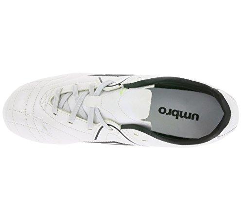 UMBRO Speciali R CUP-A FG para hombre Botas de fútbol blanca 80237U C9X
