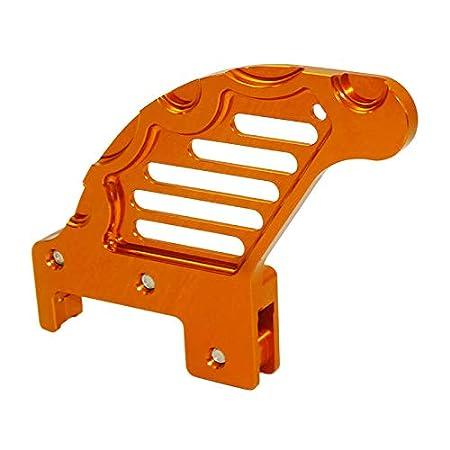 RONSHIN Protezione Disco Freno Posteriore per KTM 125 250 350 450 525 530 SX SX-F EXC MXC XCW Blu