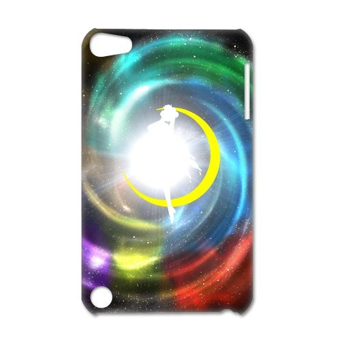 Sailor Moon MOON PRISM POWER MAKE-UP! Personalized 3D Case for IPod Touch - Touch Case 5 Sailor Moon Ipod