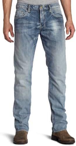 Buffalo David Bitton Men's Six Slim Straight-Leg Jean